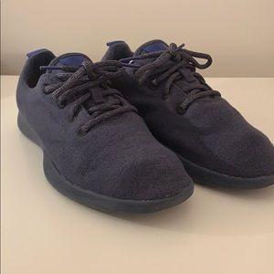 Navy Allbirds